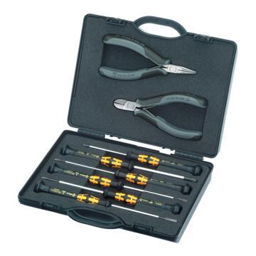 凯尼派克 Knipex 防静电工具组套,8件套,00 20 18 ESD