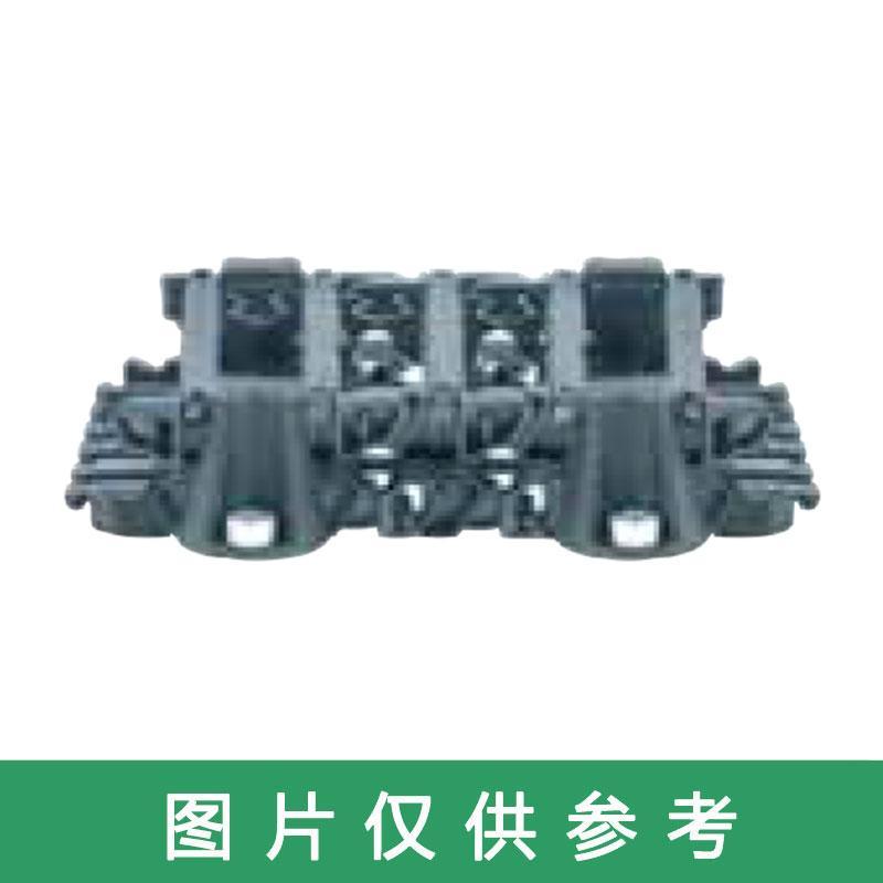 易格斯igus 拖连接头,E3|E3.15系列,内宽40,E3.15.040.12