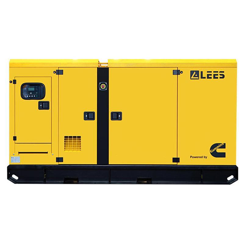 能电LEES 柴油发电机组,康明斯发动机,静音型,主用功率254KW,备用功率280KW,LSC350S3