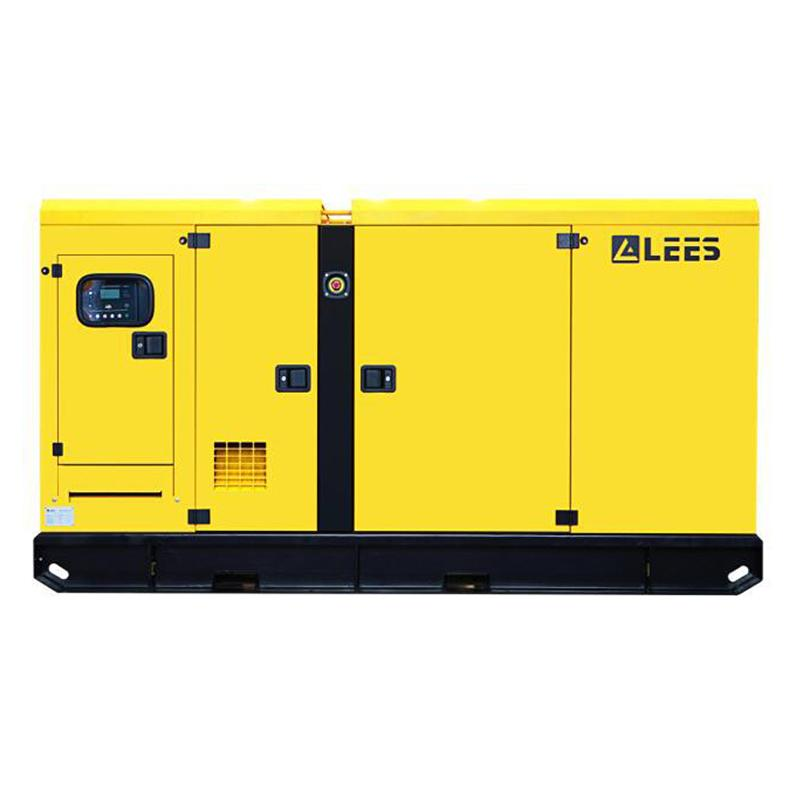 能电LEES 柴油发电机组 玉柴发动机,静音型,主用功率250KW,备用功率275KW LSYC344S3