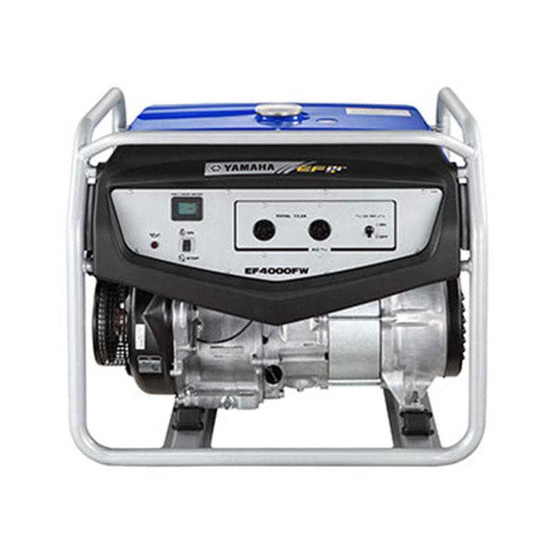 雅马哈YAMAHA 汽油发电机,220v,额定功率2.9KVA,EF4000FW