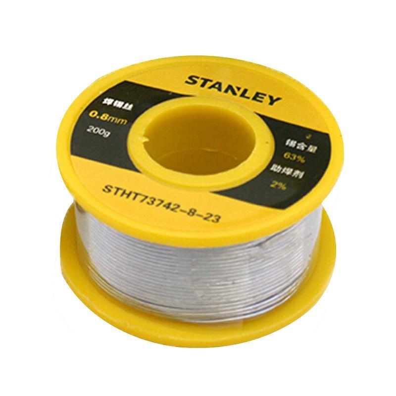 史丹利 焊锡丝 0.8mm/200g STHT73742-8-23
