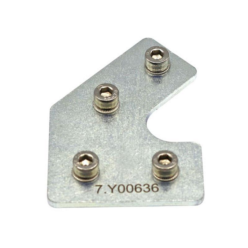 希瑞格CRG 45°固定板(含螺钉套件),SFP-50T,7.Y00636-T