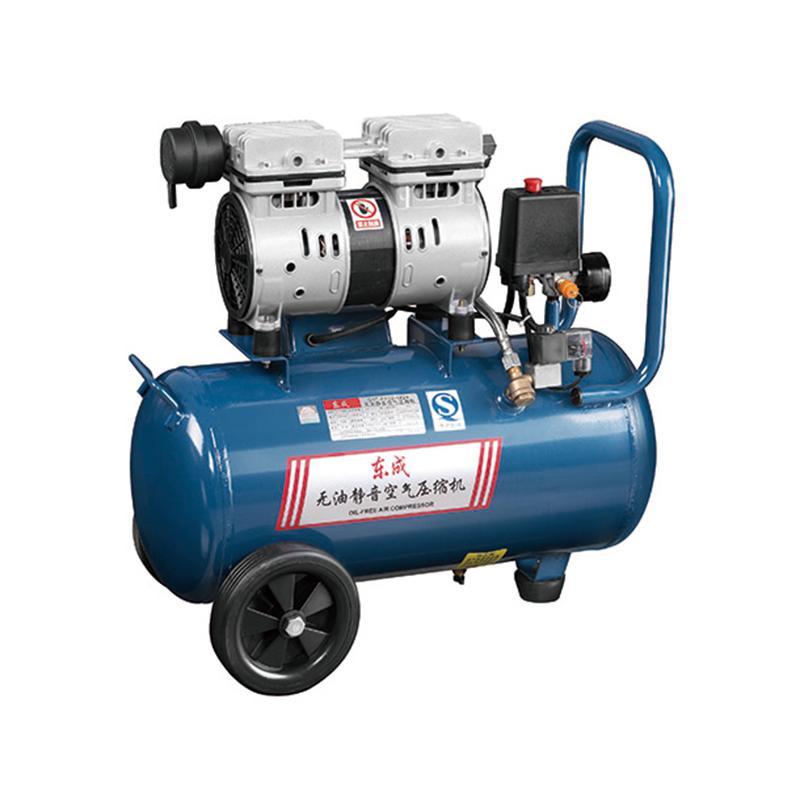 东成 无油静音空气压缩机,Q1E-FF02-1824