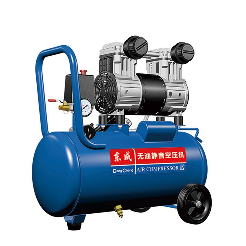 东成 双管进气无油空压机,Q1E-FF-1000/12
