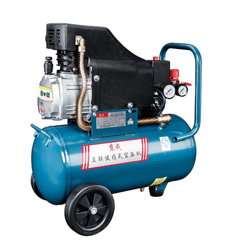 东成 有油直联式空压机,24L,Q1E-FF-2524F