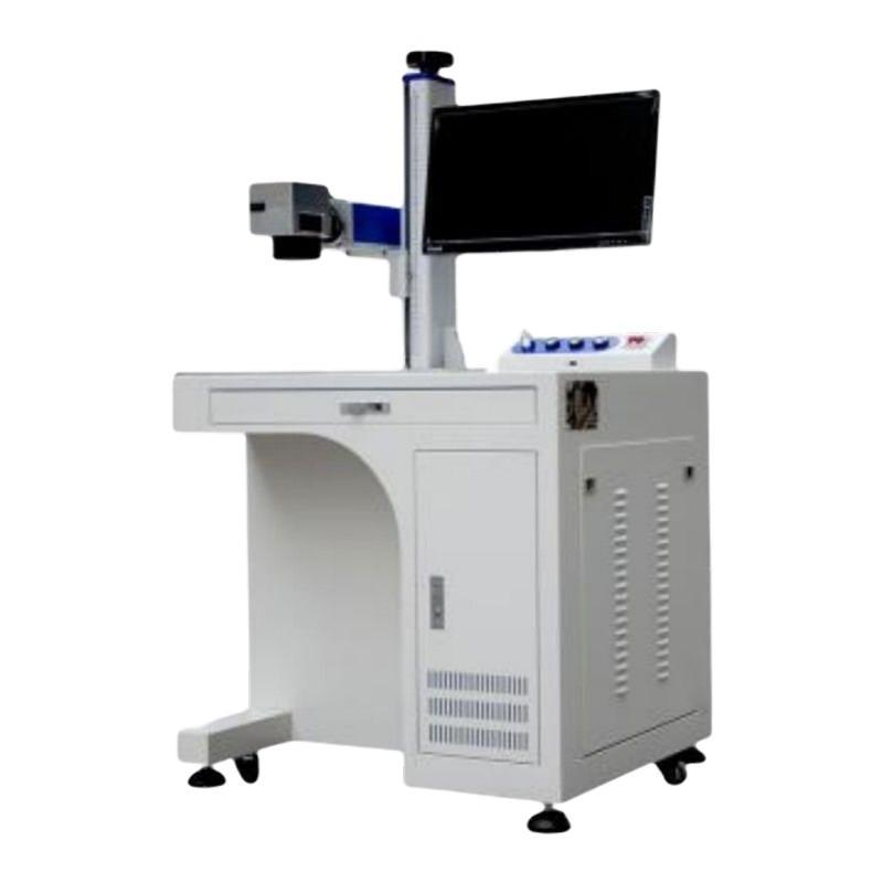 珊达激光 光纤激光打标机 50W 带工控电脑 KFX-50L