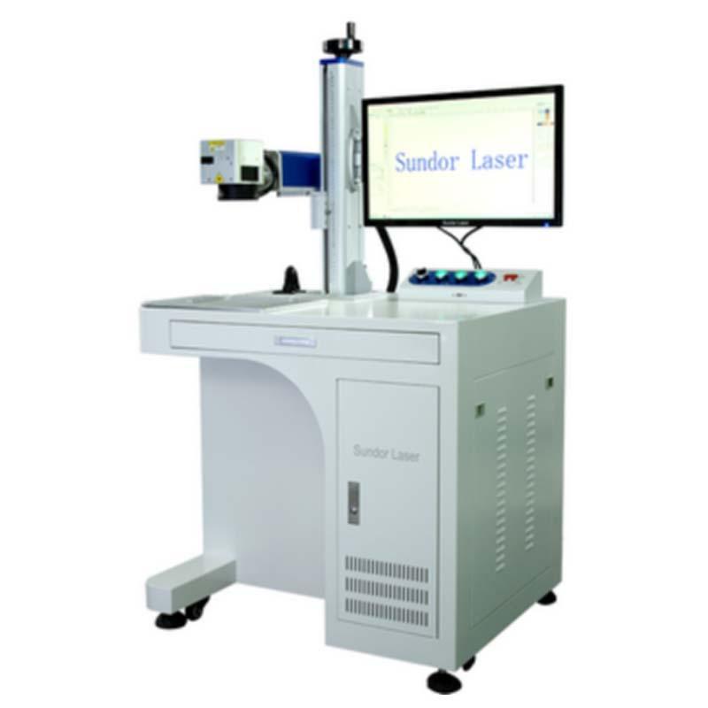 珊达激光 紫外激光打标机 带工控电脑 KF-UV5
