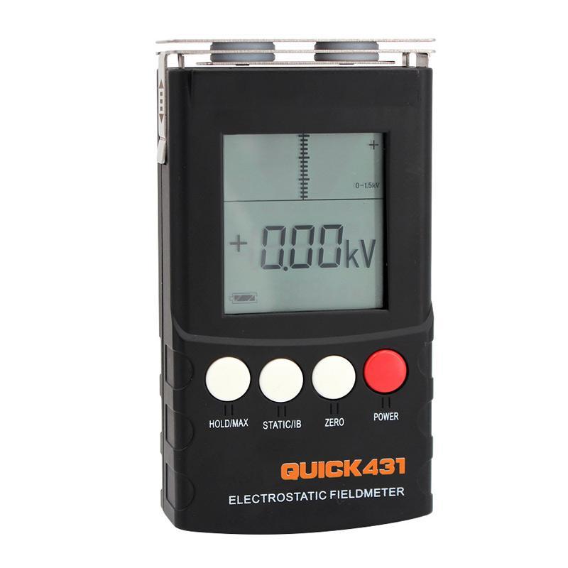 快克 静电测试仪 QUICK431