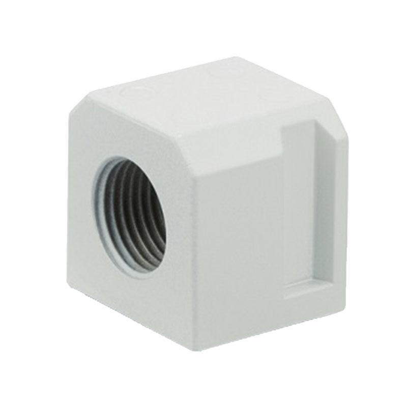 SMC 配管连接器,E200-02-A