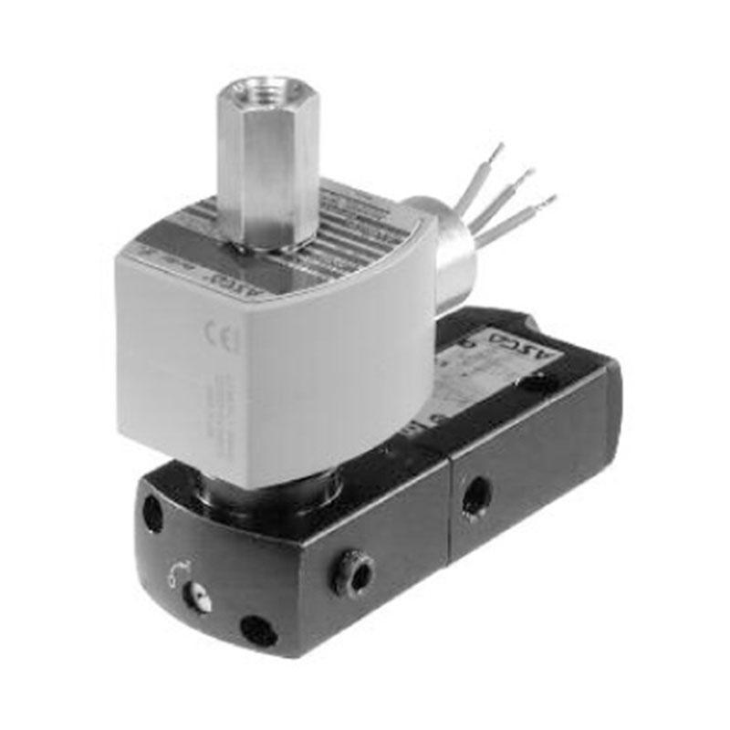 ASCO 电磁阀,配接线插头,SC8551A005MS,DC110V