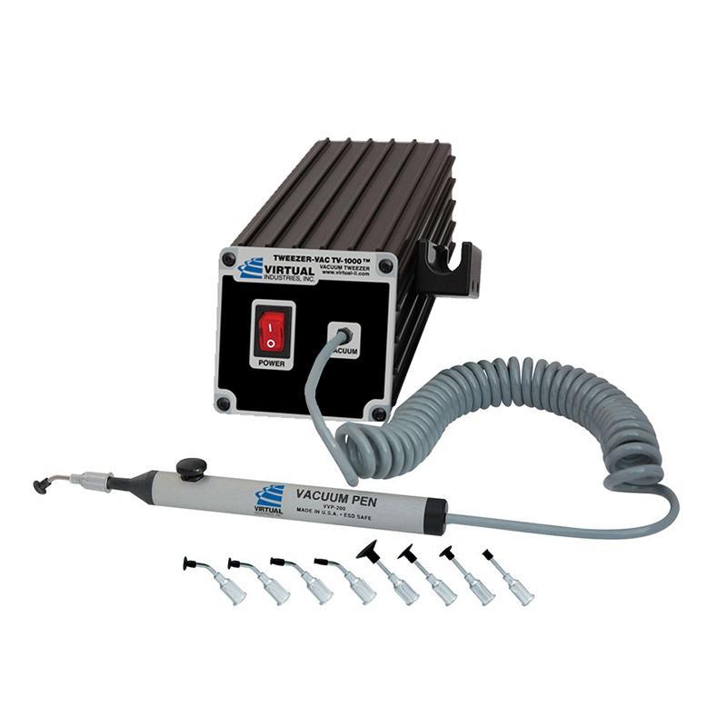 Virtual 电动真空吸笔贴片吸笔,TV-1000-220,芯片起拔器 真空贴片机 吸物笔 IC起拨器