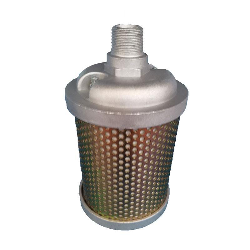 优联超滤排放消声器,UF-4 接4分管螺纹连接,降音效果小于65分贝