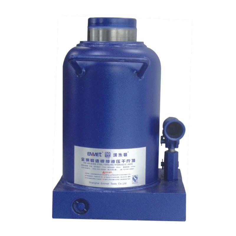 埃米顿Emmet 全钢锻造焊接千斤顶(矮型),50TS ,11001123