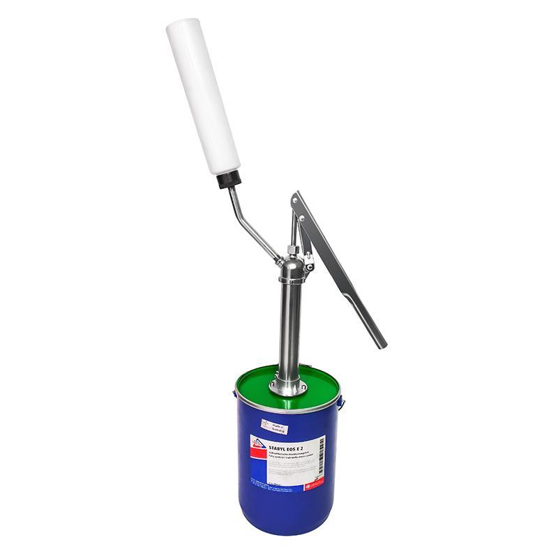 风发科技 手动加油器 用于罐装黄油弹/黄油筒 适于5kg油脂桶 WFS5