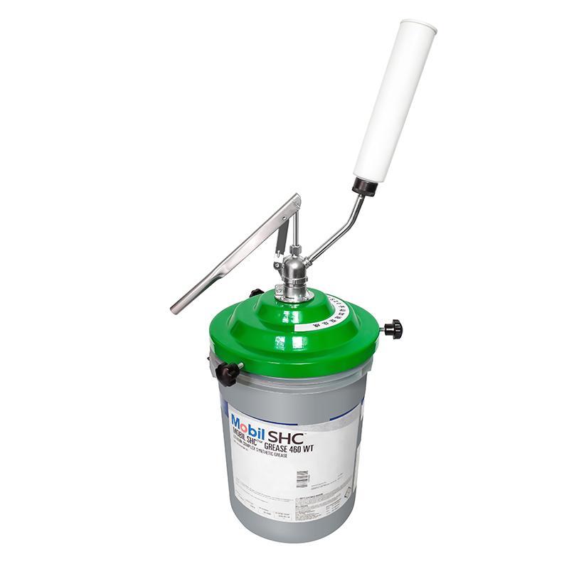风发科技 手动加油器 用于罐装黄油弹/黄油筒 适于15-20kg油脂桶 WFS20