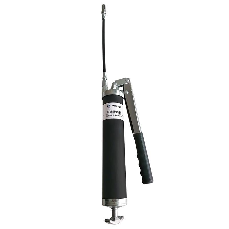 风发科技 手动黄油枪 适用于400ml标准油脂弹/黄油筒 WFP100