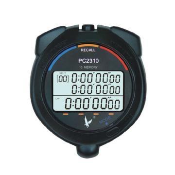 天福 秒表 PC2310 三排10道 运动计时器 多功能 专业防水秒表