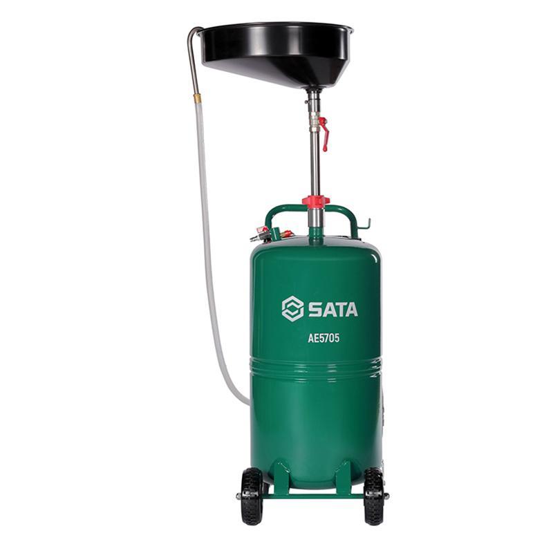 世达SATA 废油抽接油机 储油桶70L AE5705 整机质保一年不含安装