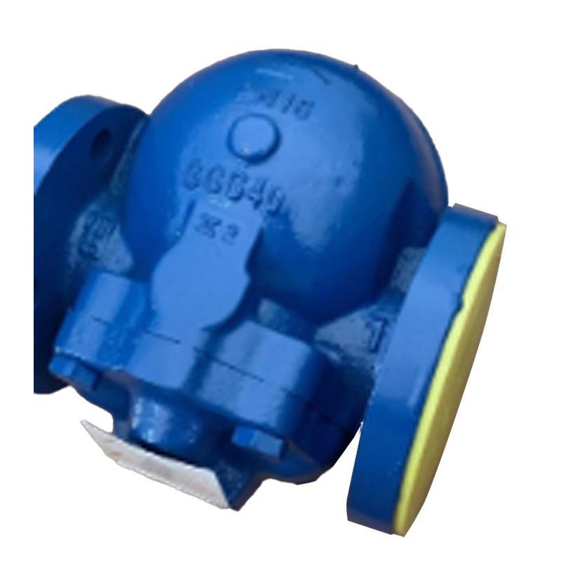 斯派莎克 球墨铸铁浮球式蒸汽疏水阀,FT43 DN25,PN16 法兰连接