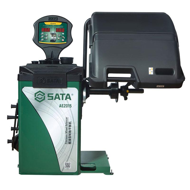 世达SATA 精准型轮胎平衡机 轮辋直径10-28  AE2015 整机质保一年不含安装