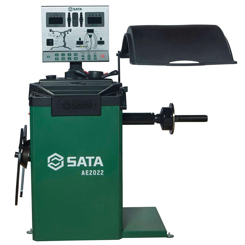 世达SATA 精准型轮胎平衡机 轮辋直径10-26  AE2022 整机质保一年不含安装