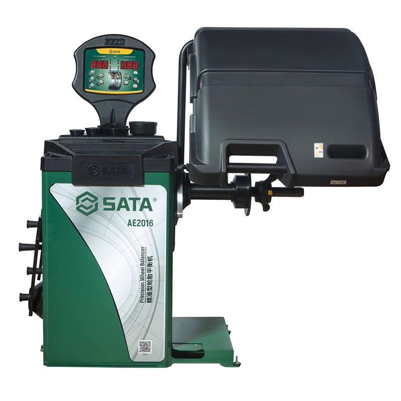 世达SATA 全自动轮胎平衡机 轮辋直径10-28  AE2016 整机质保一年不含安装