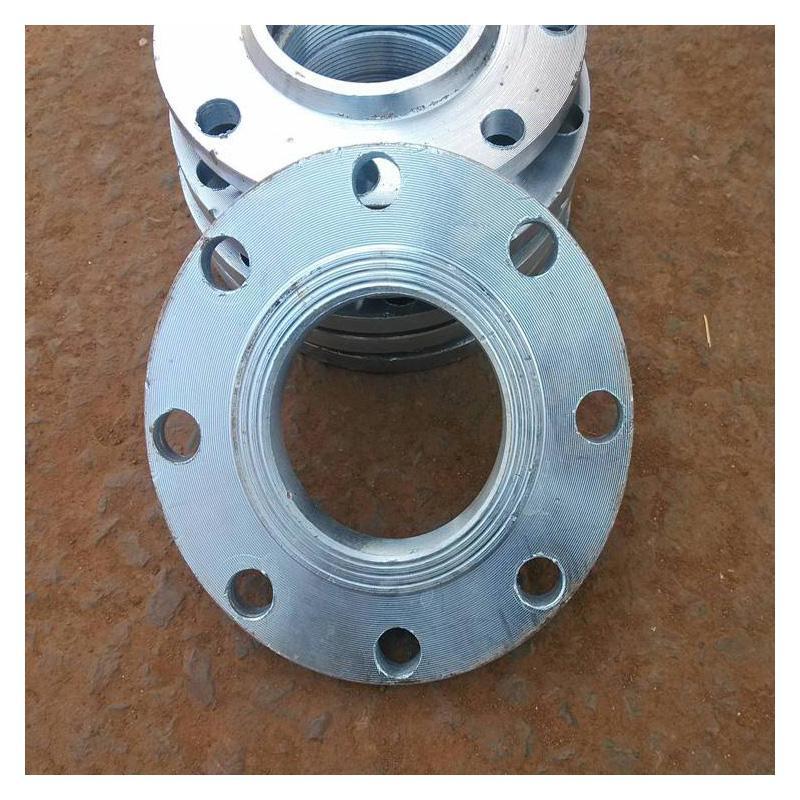 新明辉推荐 碳钢法兰盘,DN133(16kg),密封面RF