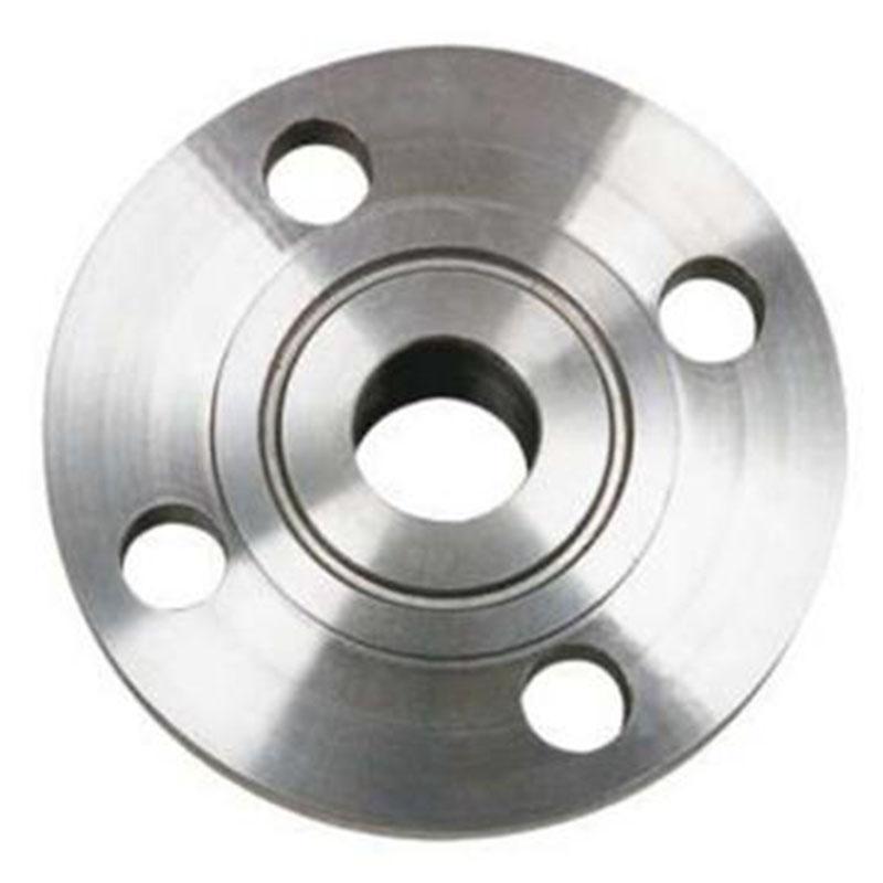 法兰片 DN50 PN64 M面带颈对焊法兰-材质碳钢 国标 内径B系列