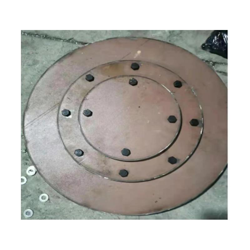 Uni-Energy Oy 耐磨硫化盘,DN400