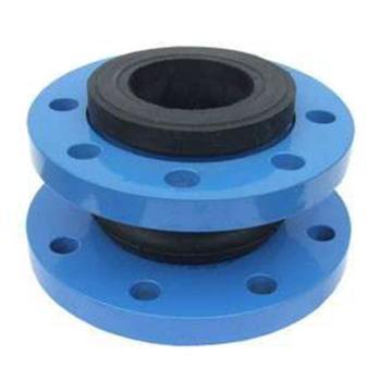 新明辉推荐 避震喉,DN250 PN16,法兰链接,法兰材质:铸铁,软连接材质:橡胶,长度:235mm
