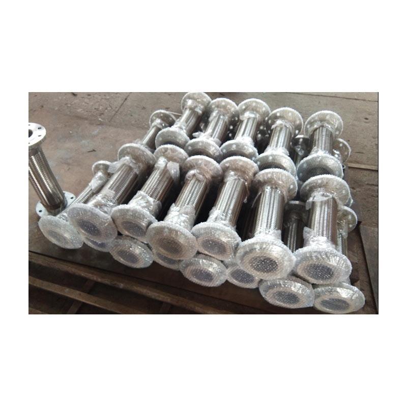鼎时 法兰式金属软管,DN150PN2.5-1800