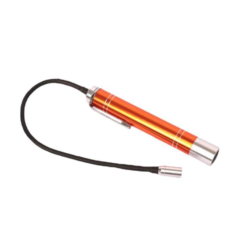 钢盾 铝合金软管电筒,S030016