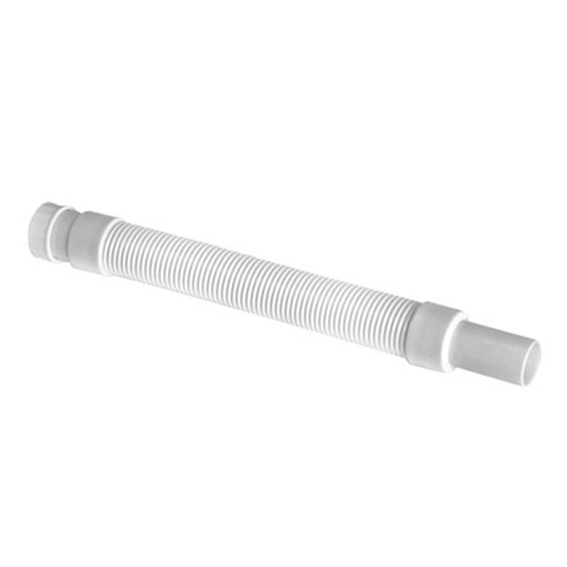 九牧 伸缩面盆下水管 螺帽采用ABS材料,伸缩管采用PP+不锈钢材质,φ40*800mm,螺纹M38*1.5 售完即止