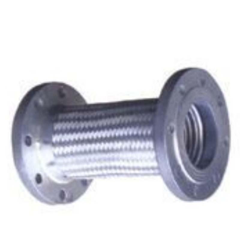 法兰碳钢金属软管