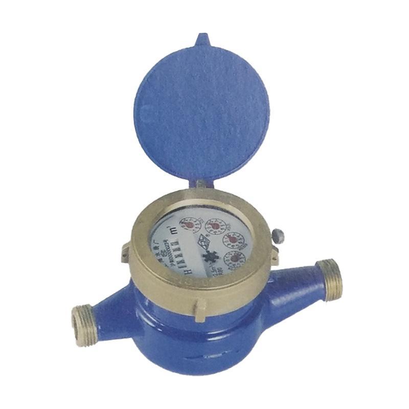 上海水表厂 机械式冷水水表(管段式)LXS-50E Φ50mm