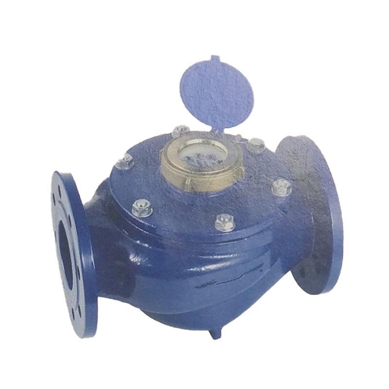 上海水表厂 机械式冷水水表(管段式)LXSY-100 Φ100mm
