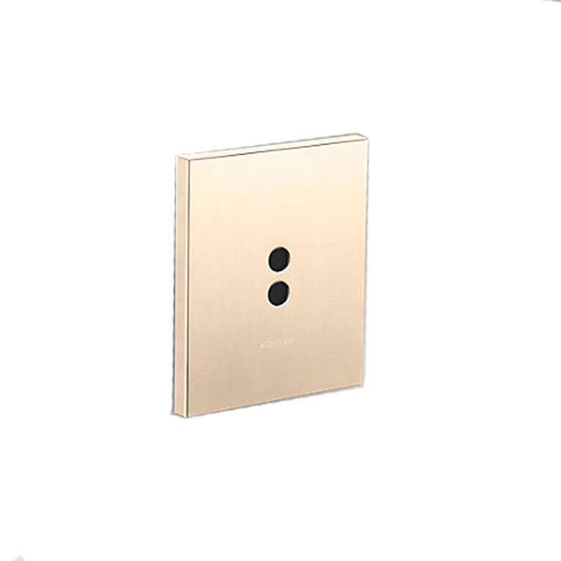 科勒 灵锐0.5L/1L小便器感应器可调式冲洗模式,K-8881T-VC01-AF