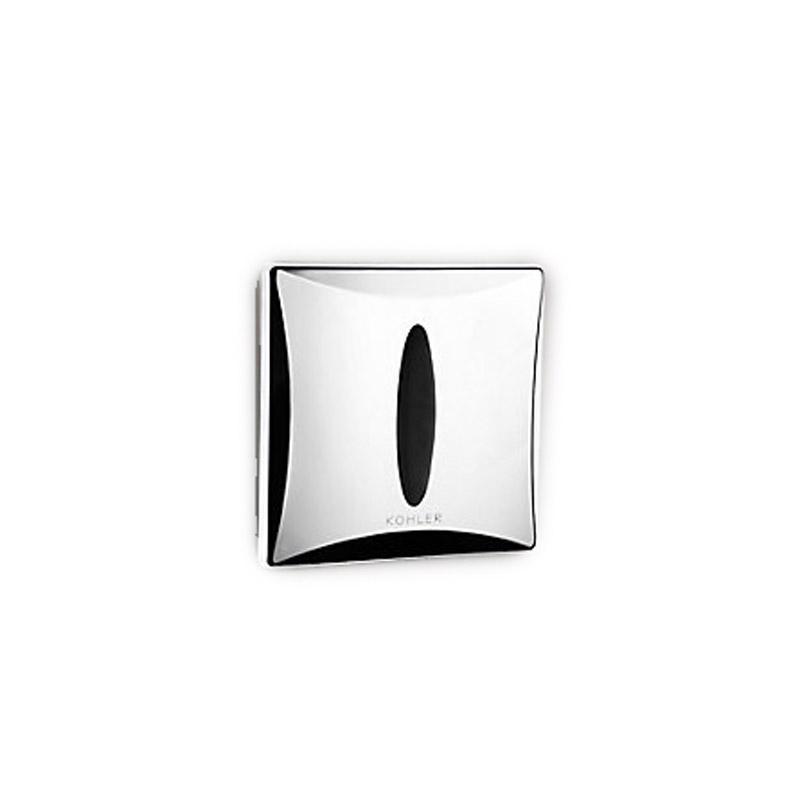科勒 帕蒂欧超级节水型小便器感应器交流电(亚光镀铬),K-8988T-C03-SC