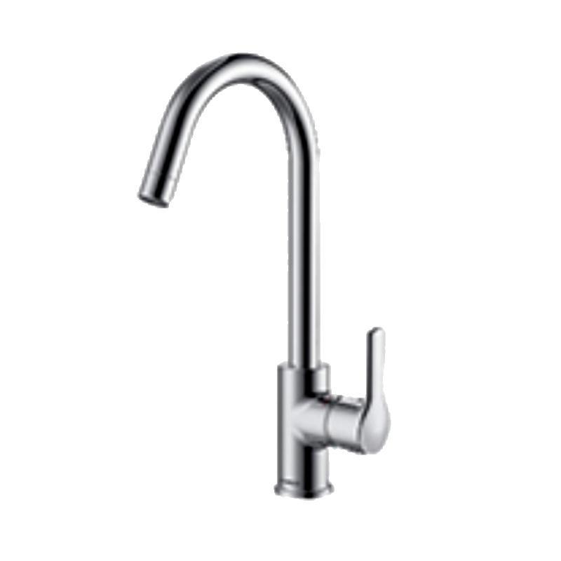 九牧 厨房水槽冷热龙头(厨房龙头新品),可旋转洗菜盆龙头,33080