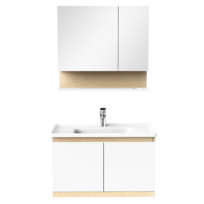 九牧 北欧悬挂浴室柜(专供80cm),A2259-139I-1