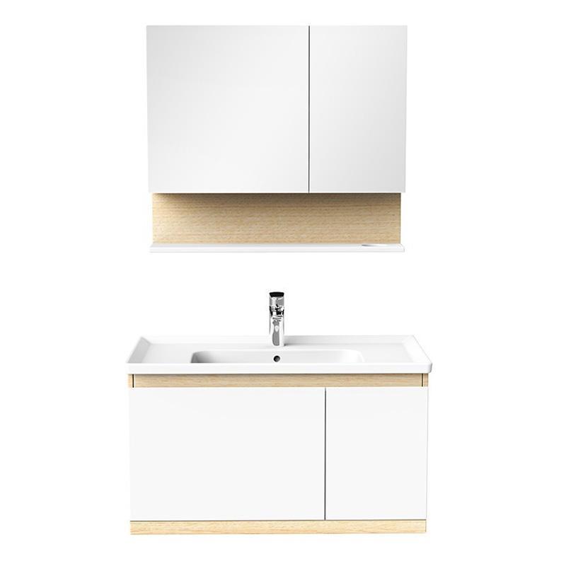 九牧 北欧悬挂浴室柜(专供90cm),A2259-149I-1