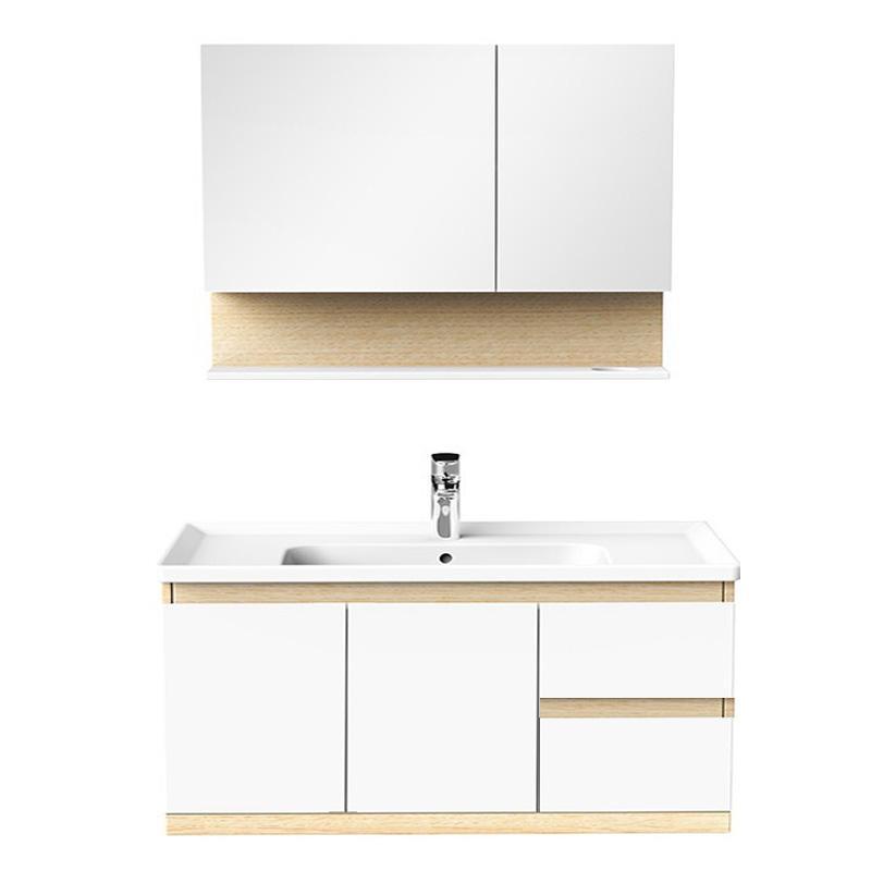 九牧 北欧悬挂浴室柜(专供100cm),A2259-159I-1