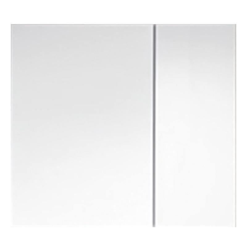 九牧 铝合金镜柜850mm,AC2253-738H-1