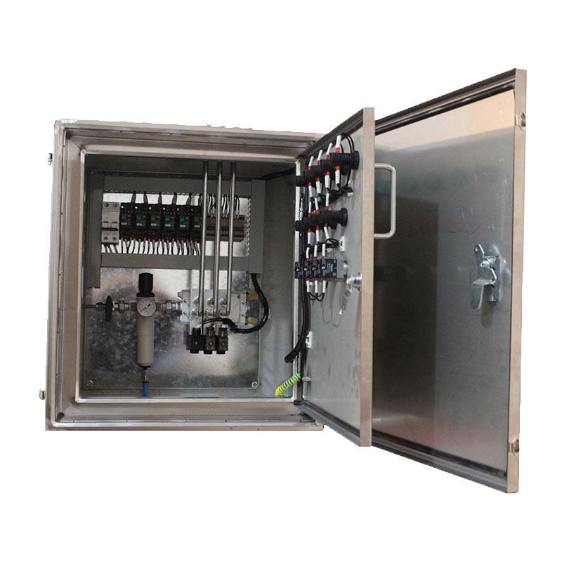 斯曼特 电磁阀箱,SAR-AP04JK,不锈钢