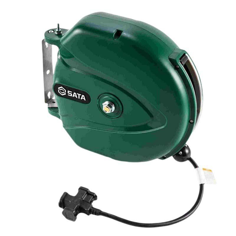 世达SATA 三芯电线绕线盘 1.5平方15m  98026