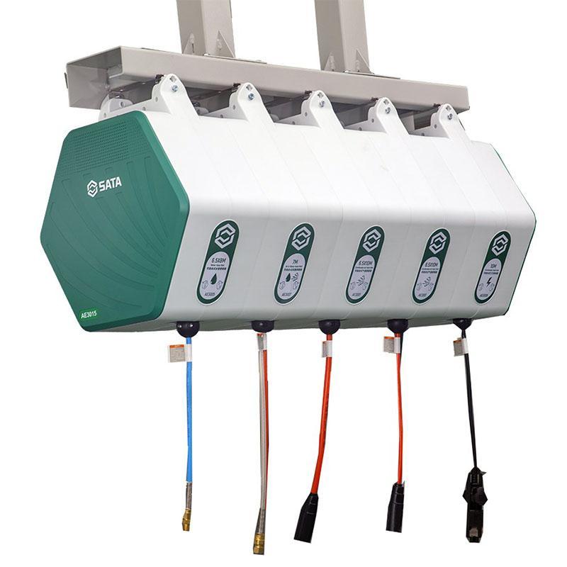 世达SATA 可组合式气管卷管器 φ6.5*15M AE3002