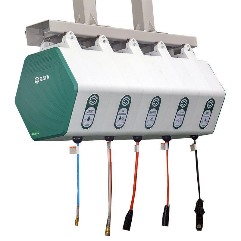 世达SATA 可组合式气管卷管器 φ6.5*10M AE3004