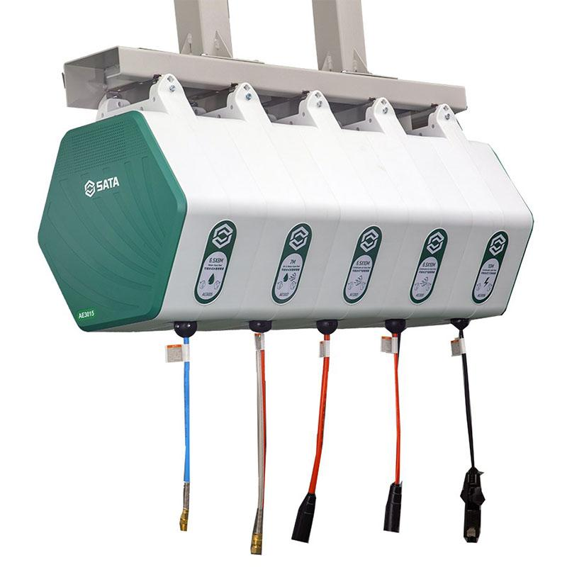 世达SATA 可组合式气管卷管器 φ6.5*10M AE3001