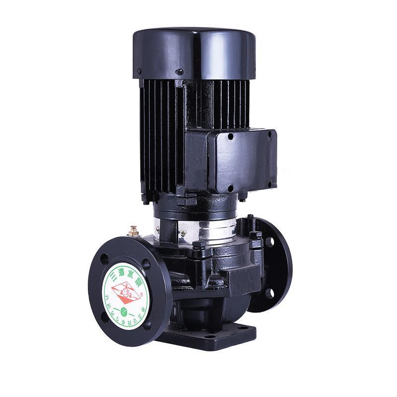 西湖潜水泵 立式管道离心泵,IRG100-125-11kw(材质:铸铁)